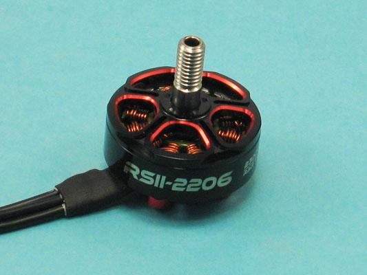 Motor RS II 2206/2300 CCW