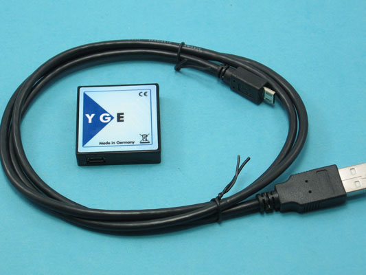 YGE USB adapter