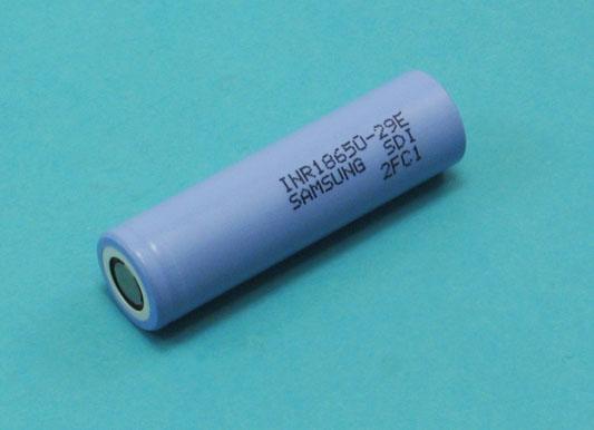 Akku Samsung LiIon 18650 - 2900