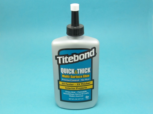 Titebond Quick and Thick 237ml