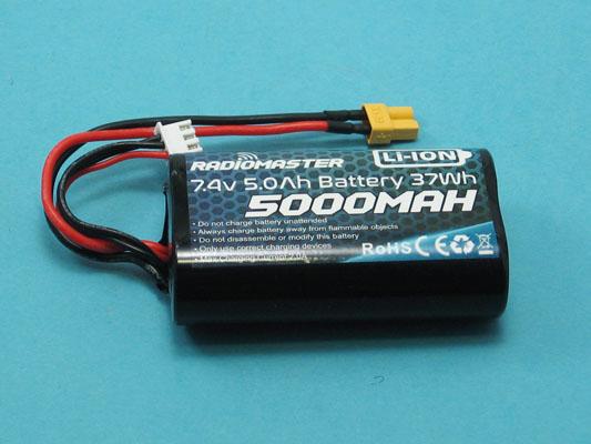 Akku LiIon 5000-2S